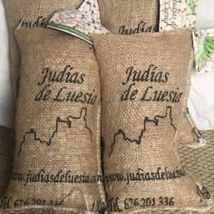 JUDIAS DE LUESIA